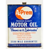 A-Prem Motor Oil Can