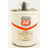 Phillips 66 Automatic Transmission Fluid Can