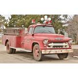 1957 Chevy Fire Truck 6500