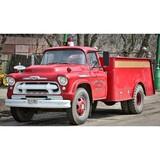 1957 Chevy Fire Truck 8400