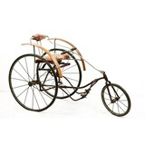 Antique Tricycle Velocipede