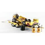 Kurtis Speedway V8-60 Midget Racer/Trailer Model
