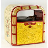Bing Crosby Junior Juke Toy Phonograph