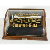 J.P. Primley's Chewing Gum Display Case