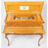 Mermod Freres Coin Op Cylinder Music Box