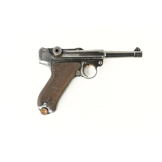 DWM Luger 9mm Pistol