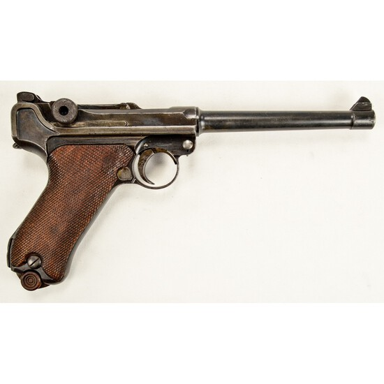 WWI German Navy Luger 9x19