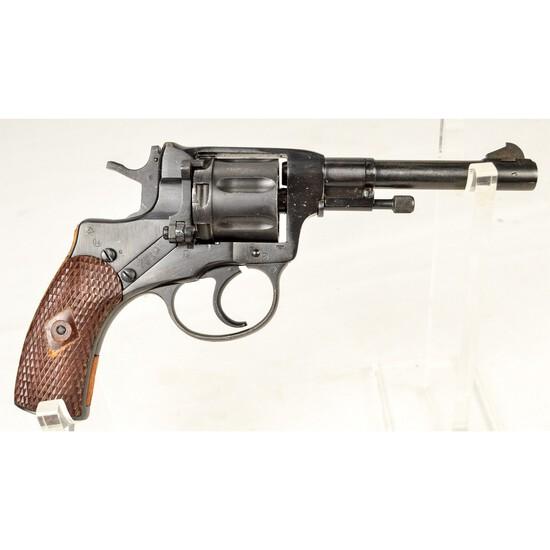 M1895 Nagant Revolver 7.62x38R