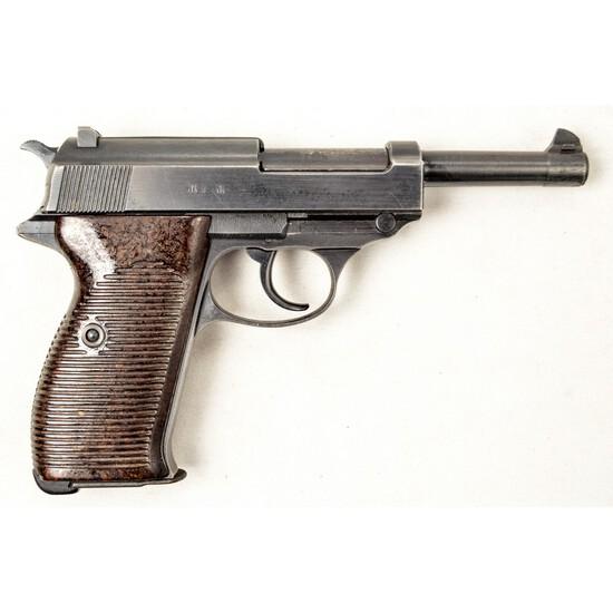 WWII German Mauser P38 Pistol 9x19