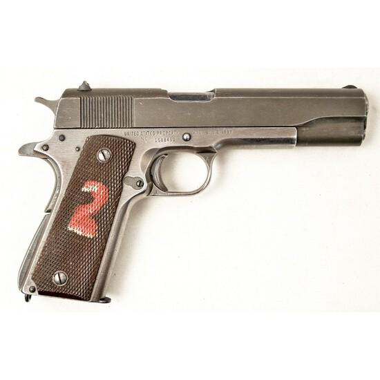 US WWII Remington Rand M1911A1 Pistol .45 ACP