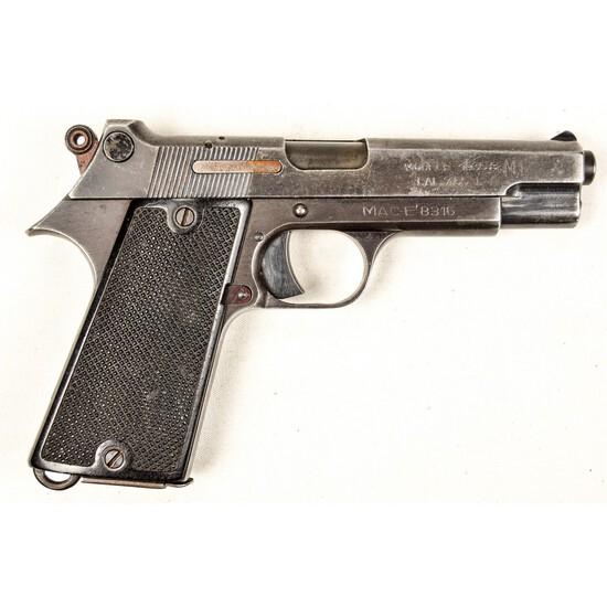 French M.A.C Modele 1935S M1 Pistol 7.65L