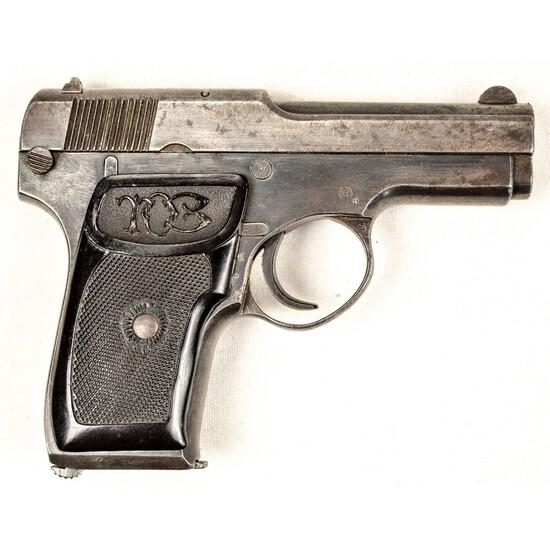 Korovin TOZ TK 1926 Pistol .25ACP
