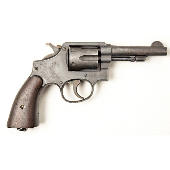 USN Smith & Wesson Victory Revolver .38 Special