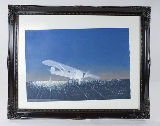 "Bob Weiler ""Spirit of St. Louis"" Painting"