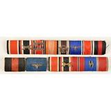 WWII German Ribbon Bars (3)