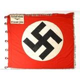 WWII German Reichsbahn Flag