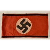 WWII German SS Arm Band