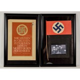 WWII German Propaganda Handouts (2)