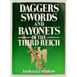 1st Edition Daggers, Swords & Bayonets Book