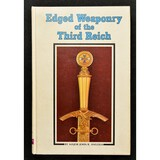 1st Edition Edged Weapons of the 3rd Reich Book
