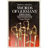 1st Edition Swords of German 1900/1945 Book