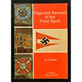 1st Edition Flags & Banners of the 3rd Reich Book