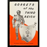 1st Edition Gorgets of the 3rd Reich Book