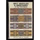 1st Edition Belt Buckles & Brocades Book