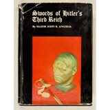 1st Edition Swords of Hitler's Third Reich Book