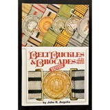 Revised 1st Edition Belt Buckles & Bocades Book