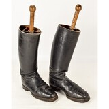 WWII German Marching Boots