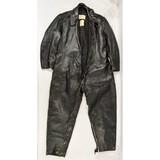 WWII German Kriegsmarine Leather Coveralls