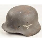 WWII German Luftwaffe M40 Helmet