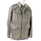 WWI Canadian Military Uniform Tunic