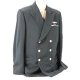 US Navy Submariner Jacket & Tie