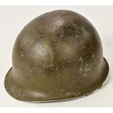 WWII US M1 Helmet Shell