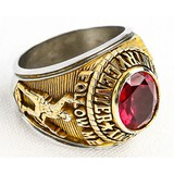 US Army Infantry Follow Me Ring