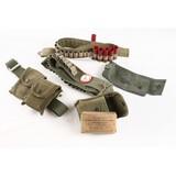 Lot of Various Ammo Belts/Pouches/Survival Pouches