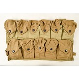 Grenades Belt Pouch Dated May 1918, GEO. P. IDE &