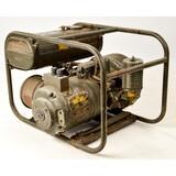WW II U.S. Army Signal Corps Gas Elec. Generator
