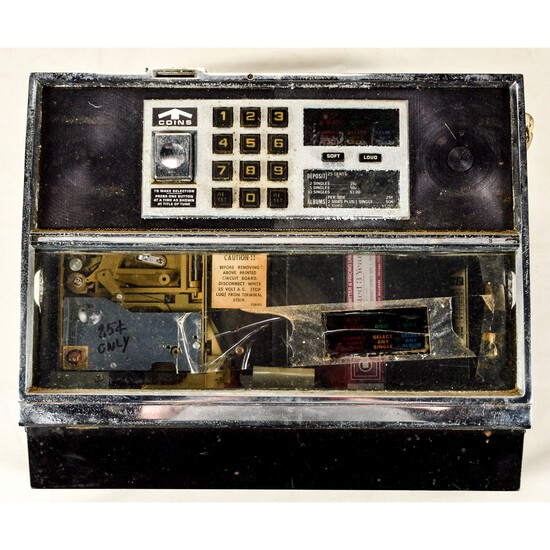 Seeburg Digital Consolette Wall Mount Jukebox