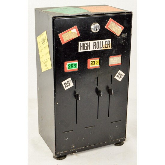 1950s/1960s Stamp Machine Conversion