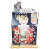 Mills Castle Front Slot Machine 25 Cent