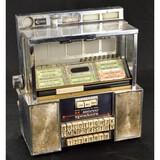 Seeburg Stereo Consolette Jukebox Wall Box