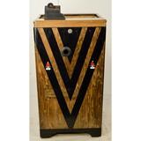 1939 Mills Jumbo Parade Slot Machine Cabinet Only