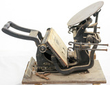 Kelsey & Company Excelsior 6x10 Printing Press