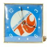 RC Cola Pam Clock