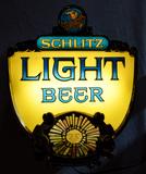 Schlitz Beer Light Up Sign