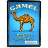 Camel Cigarettes Framed Advertising Sign