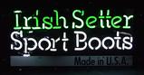 Irish Setter Neon Sign